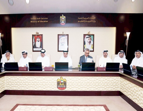 2014 – Digital environment for adult learning with MoE of UAE and Etisalat